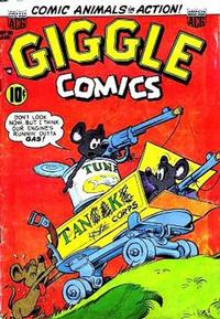 Cover Thumbnail for Giggle Comics (American Comics Group, 1943 series) #90