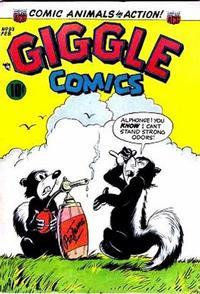 Cover Thumbnail for Giggle Comics (American Comics Group, 1943 series) #93