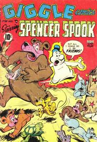 Cover Thumbnail for Giggle Comics (American Comics Group, 1943 series) #96