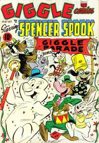 Cover Thumbnail for Giggle Comics (American Comics Group, 1943 series) #97