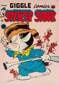 Cover Thumbnail for Giggle Comics (American Comics Group, 1943 series) #98