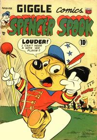 Cover Thumbnail for Giggle Comics (American Comics Group, 1943 series) #99