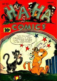 Cover Thumbnail for Ha Ha Comics (American Comics Group, 1943 series) #32