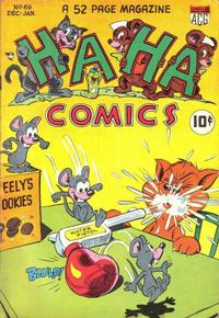 Cover Thumbnail for Ha Ha Comics (American Comics Group, 1943 series) #69