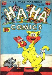 Cover Thumbnail for Ha Ha Comics (American Comics Group, 1943 series) #70
