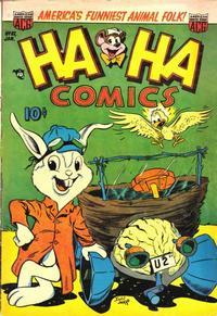 Cover Thumbnail for Ha Ha Comics (American Comics Group, 1943 series) #87
