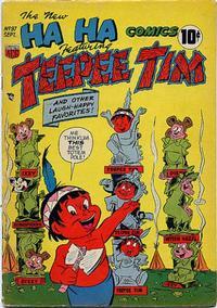 Cover Thumbnail for Ha Ha Comics (American Comics Group, 1943 series) #97