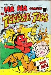 Cover for Ha Ha Comics (American Comics Group, 1943 series) #98