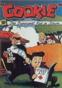 Cover Thumbnail for Cookie (American Comics Group, 1946 series) #1