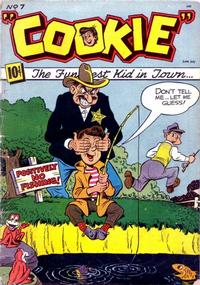 Cover Thumbnail for Cookie (American Comics Group, 1946 series) #7