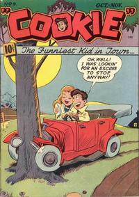 Cover Thumbnail for Cookie (American Comics Group, 1946 series) #9