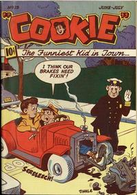 Cover Thumbnail for Cookie (American Comics Group, 1946 series) #13