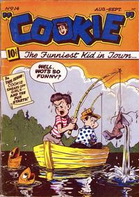 Cover Thumbnail for Cookie (American Comics Group, 1946 series) #14