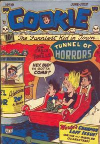 Cover Thumbnail for Cookie (American Comics Group, 1946 series) #19