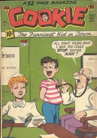 Cover Thumbnail for Cookie (American Comics Group, 1946 series) #22