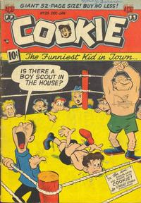 Cover Thumbnail for Cookie (American Comics Group, 1946 series) #28
