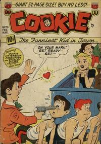 Cover Thumbnail for Cookie (American Comics Group, 1946 series) #29
