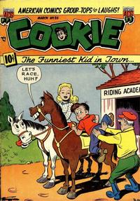 Cover Thumbnail for Cookie (American Comics Group, 1946 series) #35