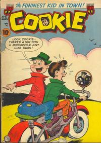 Cover Thumbnail for Cookie (American Comics Group, 1946 series) #41