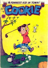 Cover Thumbnail for Cookie (American Comics Group, 1946 series) #43