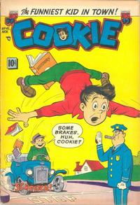Cover Thumbnail for Cookie (American Comics Group, 1946 series) #45
