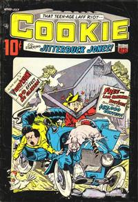 Cover Thumbnail for Cookie (American Comics Group, 1946 series) #49