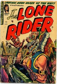 Cover Thumbnail for The Lone Rider (Farrell, 1951 series) #18