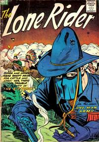 Cover Thumbnail for The Lone Rider (Farrell, 1951 series) #25