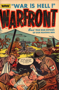 Cover Thumbnail for Warfront (Harvey, 1951 series) #2