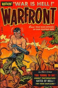 Cover Thumbnail for Warfront (Harvey, 1951 series) #3