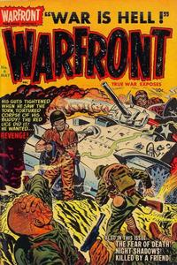 Cover Thumbnail for Warfront (Harvey, 1951 series) #6