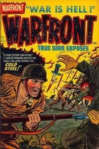 Cover Thumbnail for Warfront (Harvey, 1951 series) #9