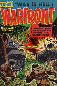 Cover Thumbnail for Warfront (Harvey, 1951 series) #12