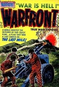 Cover Thumbnail for Warfront (Harvey, 1951 series) #19