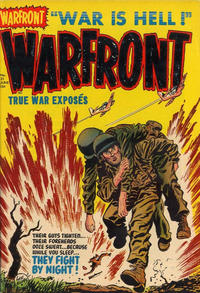Cover Thumbnail for Warfront (Harvey, 1951 series) #21
