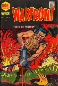 Cover Thumbnail for Warfront (Harvey, 1951 series) #26