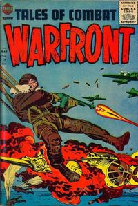 Cover Thumbnail for Warfront (Harvey, 1951 series) #28