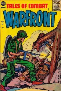 Cover Thumbnail for Warfront (Harvey, 1951 series) #29