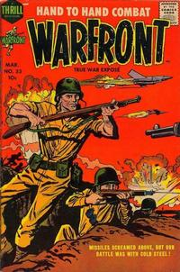 Cover Thumbnail for Warfront (Harvey, 1951 series) #33