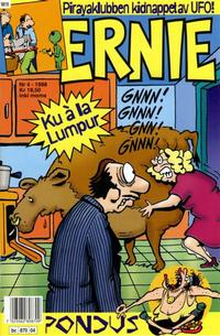 Cover Thumbnail for Ernie (Bladkompaniet / Schibsted, 1996 series) #4/1998