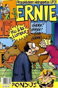 Cover Thumbnail for Ernie (Bladkompaniet, 1996 series) #4/1998