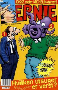 Cover Thumbnail for Ernie (Bladkompaniet, 1996 series) #5/1998