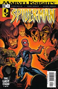 Cover Thumbnail for Marvel Knights Spider-Man (Marvel, 2004 series) #9