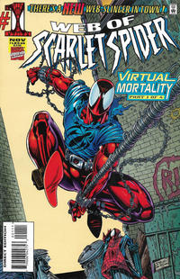 Cover Thumbnail for Web of Scarlet Spider (Marvel, 1995 series) #1
