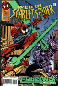 Cover Thumbnail for Web of Scarlet Spider (Marvel, 1995 series) #2