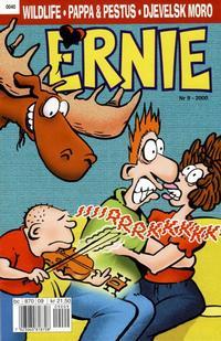 Cover Thumbnail for Ernie (Bladkompaniet / Schibsted, 1996 series) #9/2000