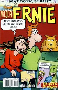 Cover Thumbnail for Ernie (Bladkompaniet, 1996 series) #11/2000