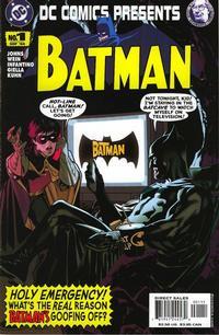 Cover Thumbnail for DC Comics Presents: Batman (DC, 2004 series) #1