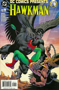 Cover Thumbnail for DC Comics Presents: Hawkman (DC, 2004 series) #1