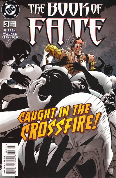 Cover for The Book of Fate (DC, 1997 series) #3